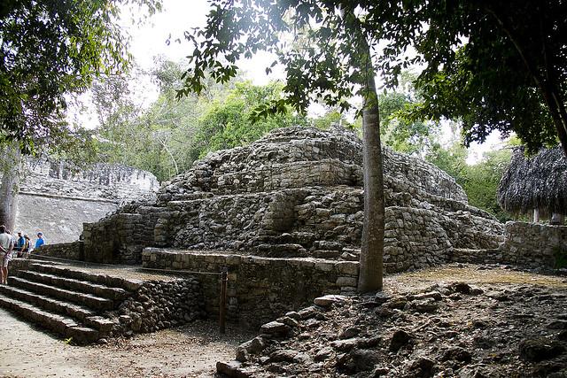 Complejo Cobá, México