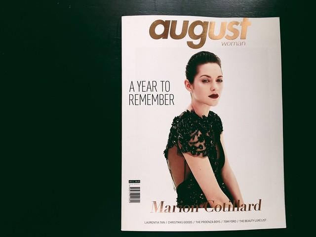 august woman dec 2012