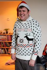 Me and my Christmas Jumper