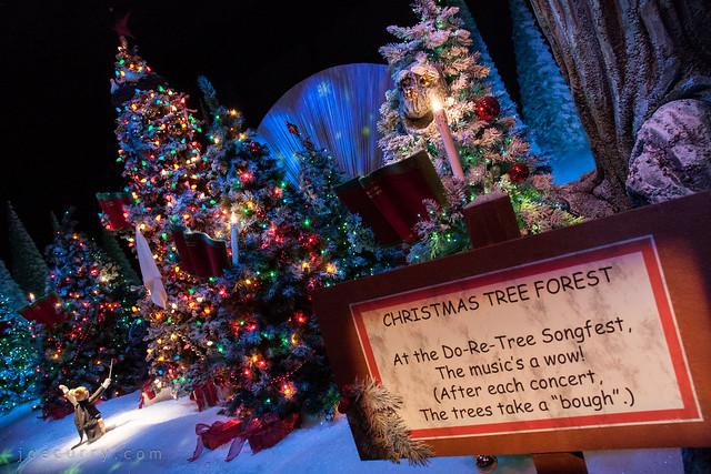 Macy's Minneapolis Christmas display