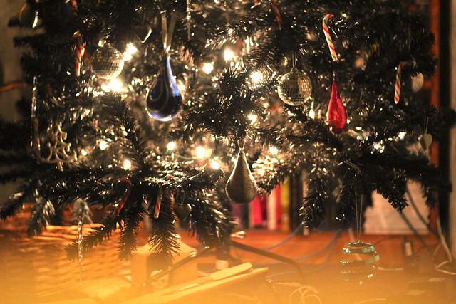 Friday: post-Grimes christmas lights