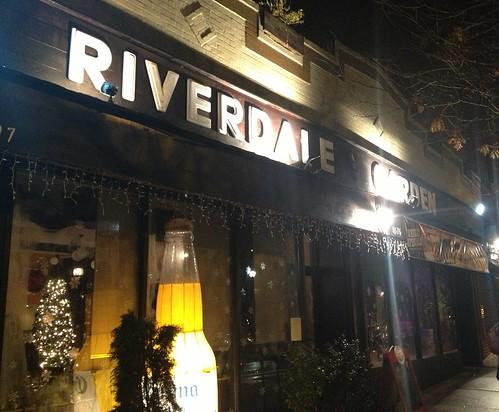 Riverdale Garden facade