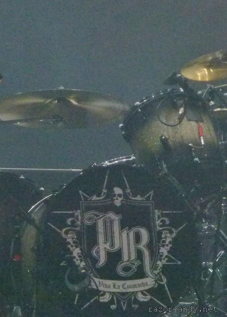 Papa Roach  - 11 Dec, 2012 (1)