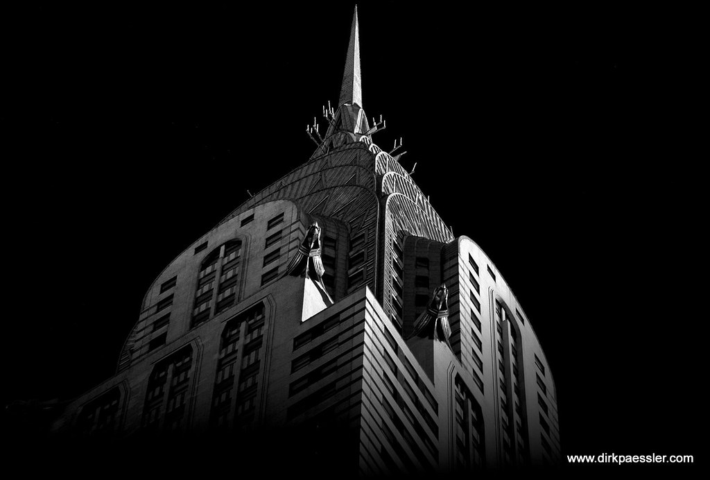 Chrysler Building, Manhattan by Dirk Paessler