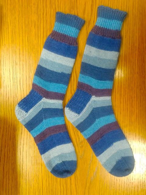 Striped Socks