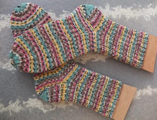 Socken 22 - 2012
