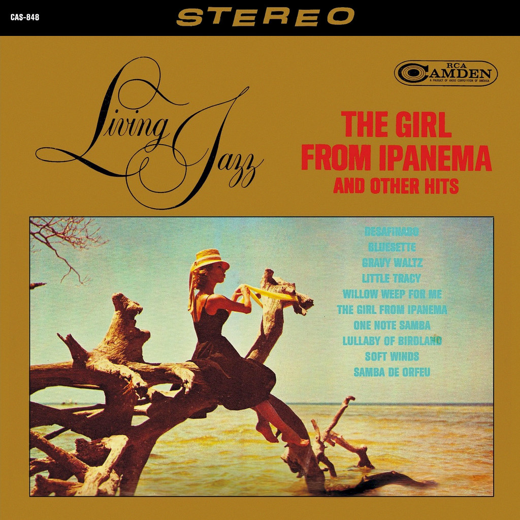 Living Jazz - The Girl from Ipanema