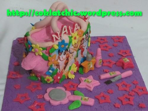 Cake Tas Tinkerbell