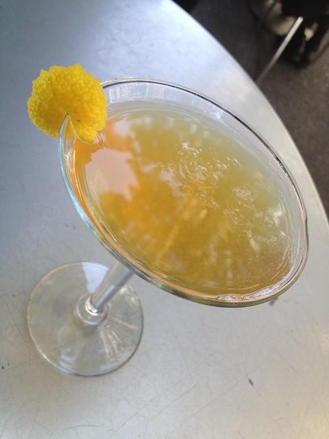 Normandie cocktail - Le Pichet