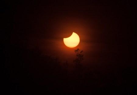 Partial Eclipse (explored)