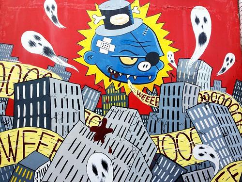 Valencia Street Graffiti