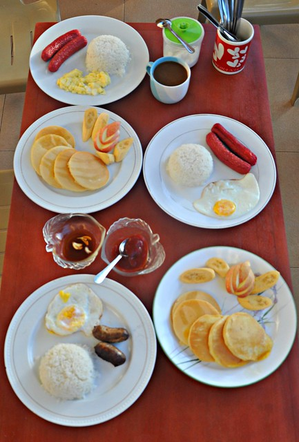 The Cabanas' Breakfast