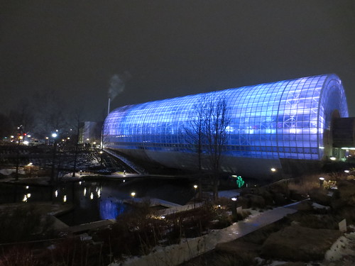 Crystal Bridge