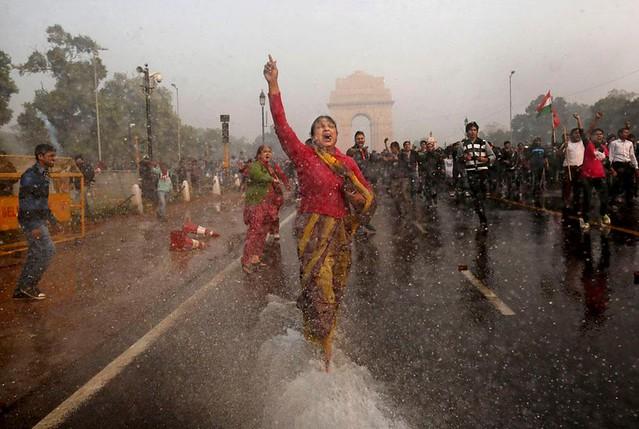 Delhi Gang-rape protest pictures (22)