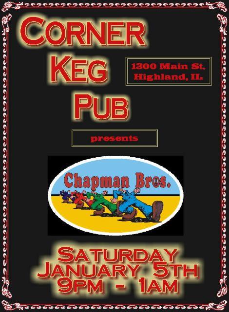 Chapman Bros 1-5-13