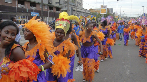 Lagos Carnival by Jujufilms