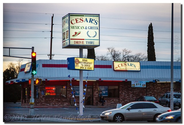 Cesar's Mexican and Greek