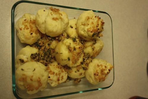 2012 07 Garlic Rolls
