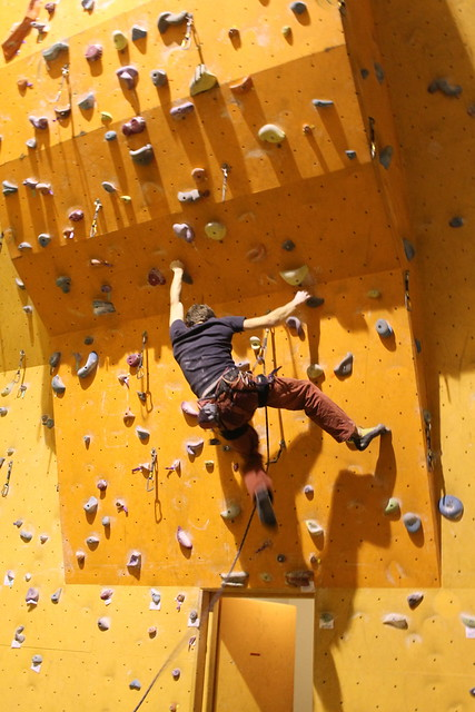 First climber, Climbing competition Mšeno