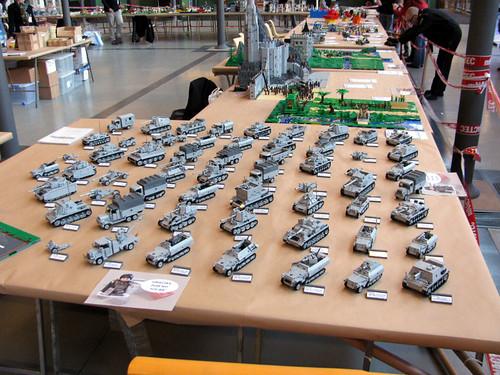 Stand de Panzerbricks en el HBME 2012