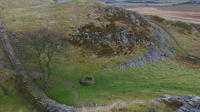 Hadrians Wall, Sycamore Gap