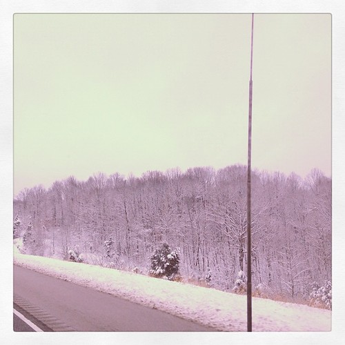 Indiana-Highway-37-Snow