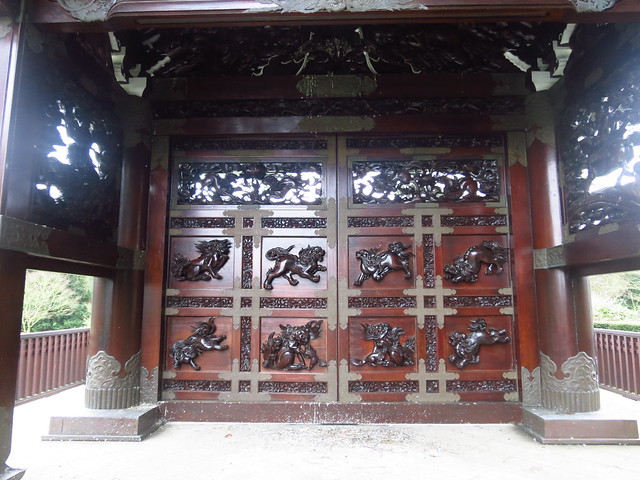 Chokushi-Mon (The Gateway of the Imperial Messenger)