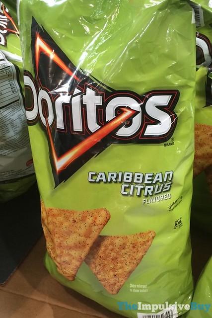 Caribbean Citrus Doritos