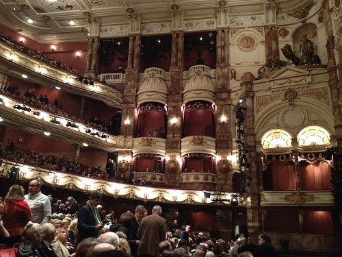 English National Opera, London Coliseum
