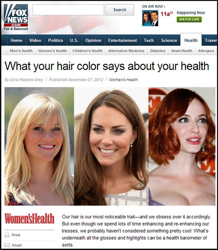 Dr. Joel Schlessinger gives advice about hair & health on FoxNews.com