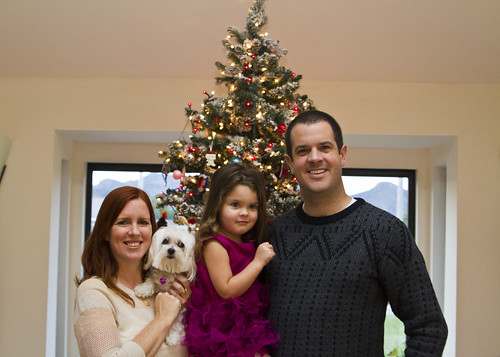 The Spohrs, Christmas 2012