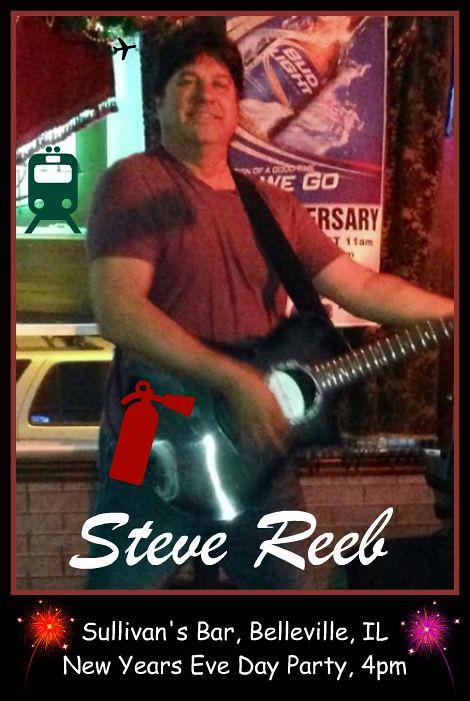 Steve Reeb NYE