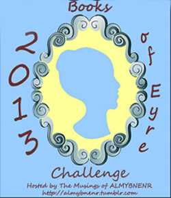 2013 Books of Eyre Challenge Hosted by The Musings of ALMYBNENR