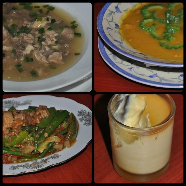 Ilocano Meal