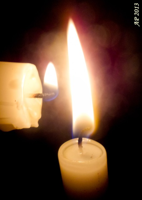 Donnez-moi de la lumière / Give me light