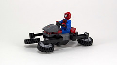 76004 Spider Cycle Wheels Out Side