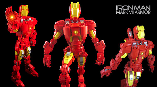 IRON MAN FEATURES OUTLINES