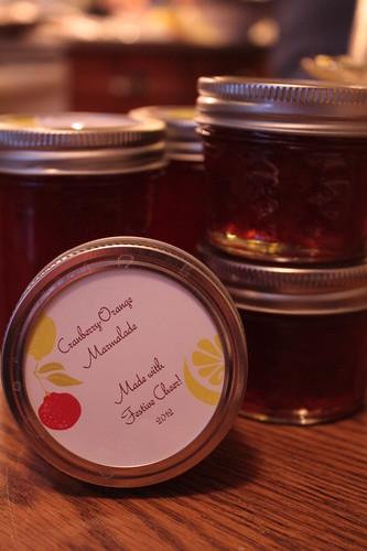 Labeled Marmalade