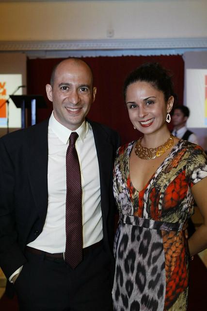 MBKRS Awards organizers Elian Habayeb and Ines Cabarrus