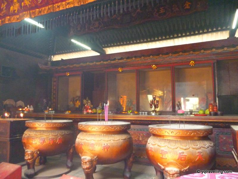 Taoist temple in Sabah