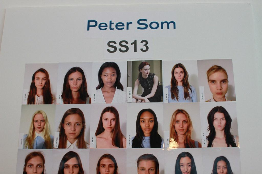 PETER SOM S-S 2013 BACKSTAGE 011