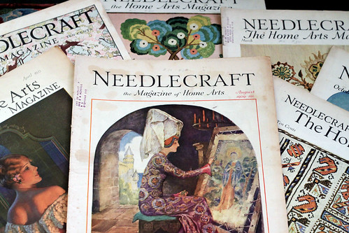 Needlecraft-Magazines