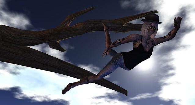 single frame story - flight