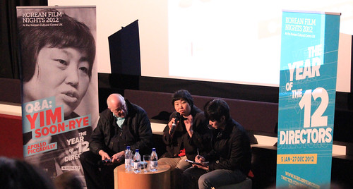 Q&A with Director Yim