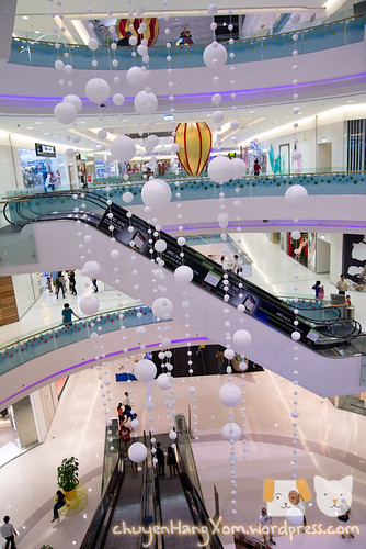 Giáng Sinh ở Crescent Mall
