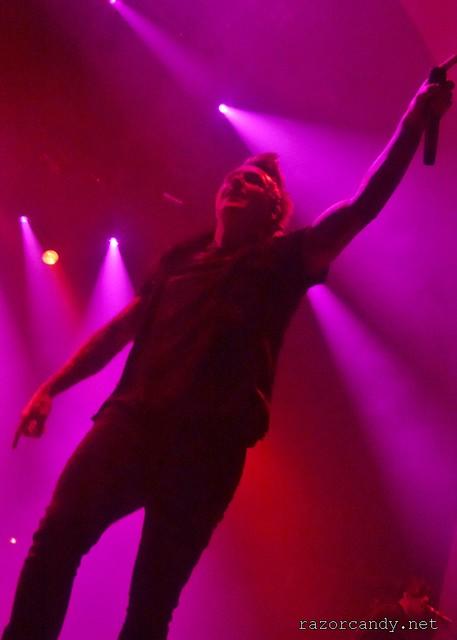 Papa Roach  - 11 Dec, 2012 (5)