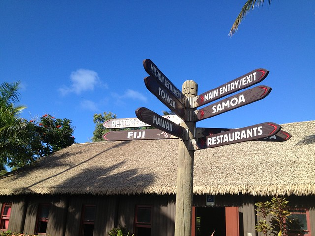 Island signs
