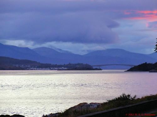 Lochalsh from Balmacarra