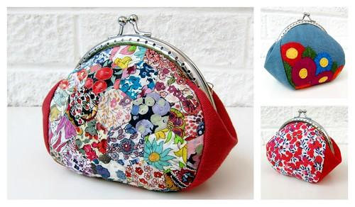 Clippy purses 2012