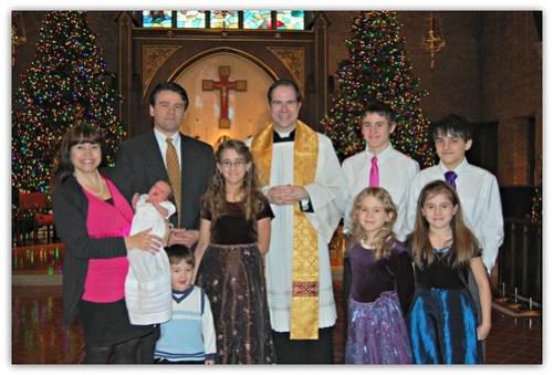 Baptism XII